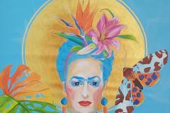 Moja-Frida-autor-Sylwia-Wenska-100x125-cm-akryl-na-plotnie