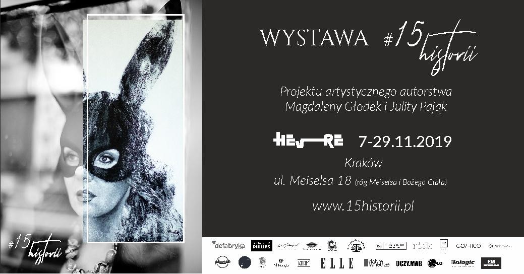 15 historii w Krakowie