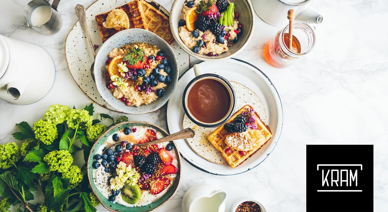 Śniadania w KRAM